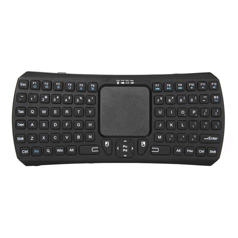 Mini Bluetooth Keyboard With Mouse Touchpad mini portable wireless remote bluetooth keyboard with