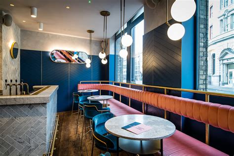 london modern restaurant furniture clerkenwell grind the cool the cool
