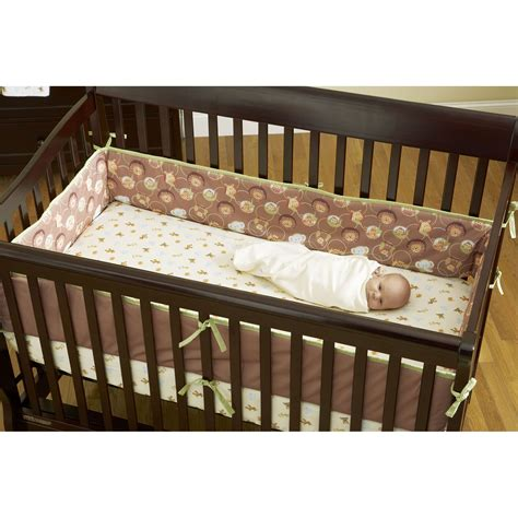 Safe Crib Sleeping by Summer Infant 3 Safe Sleep Crib Set Neutral Print