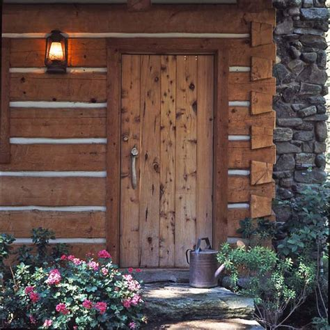 log home exterior doors photos of s log cabin animal kingdom