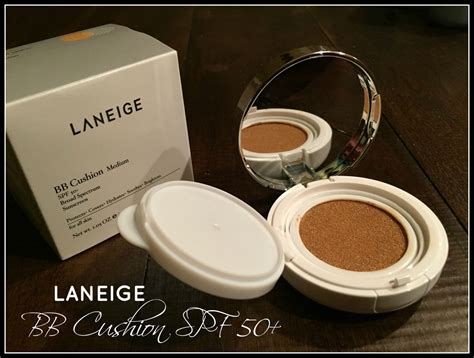Laneige Bb laneige advanced water science skincare review