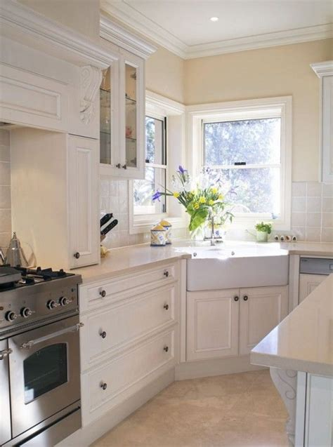 corner sinks for kitchens corner farmhouse sinks corner sink and beautiful joinery