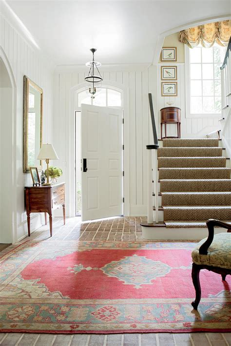 shiplap foyer 15 ways with shiplap southern living