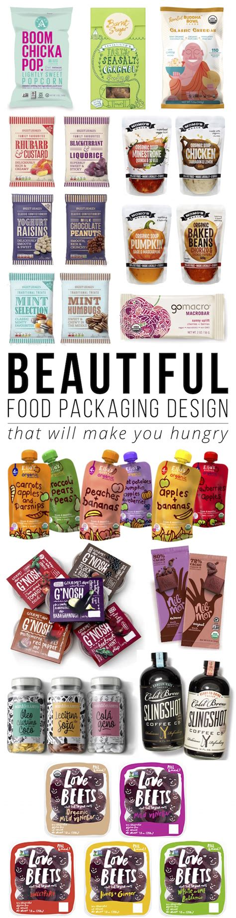 Whos Hungry For Pop Nosh Linkage by Beautiful Food Packaging Design That Will Make You Hungry