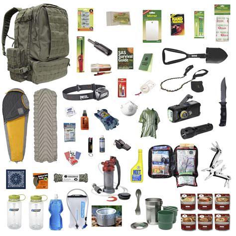 53 essential bug out bag supplies how to build a suburban go bag you can rely upon books pictoral layout bug out bag recon outtagear