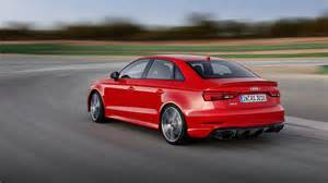 newmotoring audi s new rs3 saloon has 400bhp and steers itself in