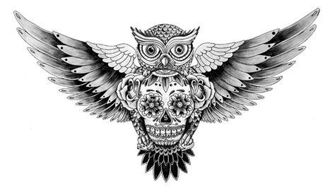 owl tattoo under chest wing tattoos for women under breast ideas para tu tattoo