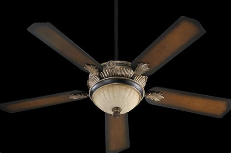 Traditional Ceiling Fan With Light Quorum Lighting 48525 Galloway 52 Quot Traditional Ceiling Fan