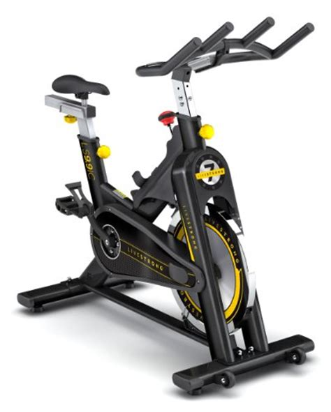 Spinning Ls by Spin Bike From Livestrong Indoor Cycle Ls9 9ic 2 Review