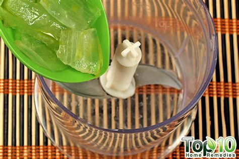 Masker Aloe Vera Gel diy 2 ingredient masks for glowing flawless skin