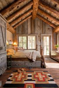 Cross Country Ski Styles - inspiring rustic bedroom ideas to decorate with style