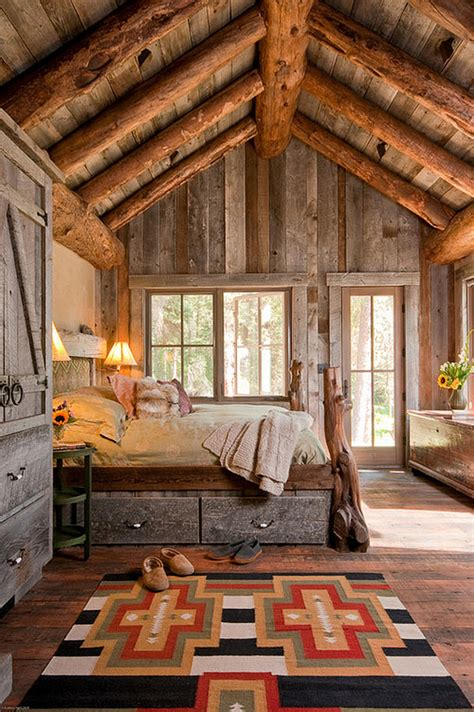 Country Rustic Home Decor by Bedroom Attic Rustic Country Bedroom Decorating Ideas