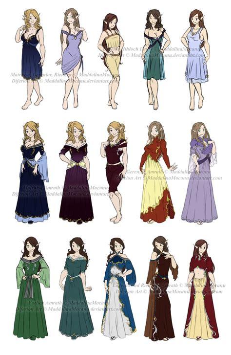 Dress n clothes designs p2 diferion royal women by maddalinamocanu