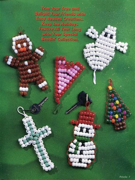 bead craft ideas for beading easy with pony pattern craft book projects
