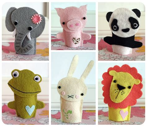 finger puppets diy diy puppets your will and with