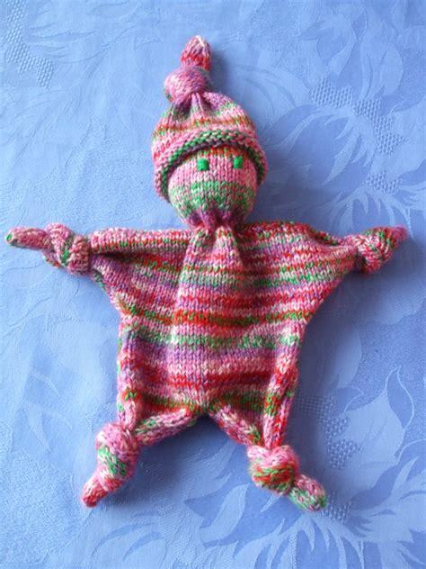 Doudou A Tricoter Gratuit Modèle