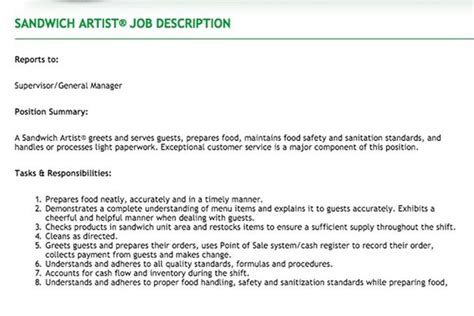 Sandwich Artist Description by Fancy Working In The Cayman Islands Of A Lifetime Up For Grabs But There S A Catch