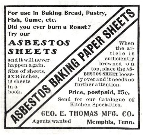 Asbestos Poisoning Research Paper by Asbestos Baking Paper Asbestosfocus Co Uk