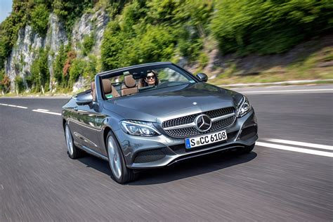 new mercedes cab new mercedes c class cabriolet 2016 review auto express