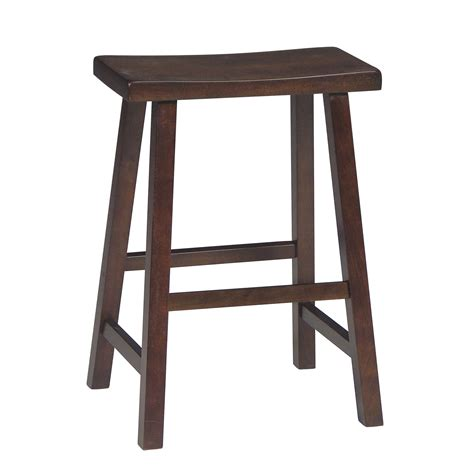Saddle Seat Bar Stool by Outdoor