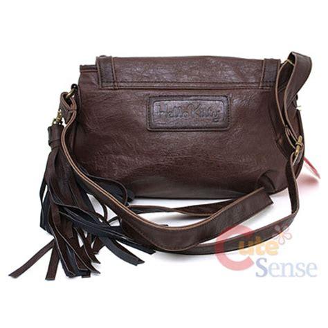 Fossil Satchel Abstrac white leather satchel cross hobo chain purse bohoebay