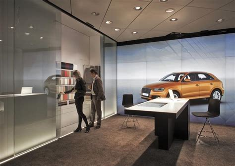 audi digital showroom audi opens digital showroom is this the future of shopping