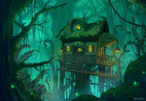 This Lantern Inspired House swamp cottage by zanariya on deviantart