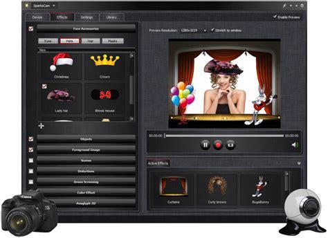 programas web cam sparkocam canon camera as webcam nikon camera as webcam