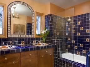 Mexican Tile Bathroom Ideas beautiful bathroom tile work