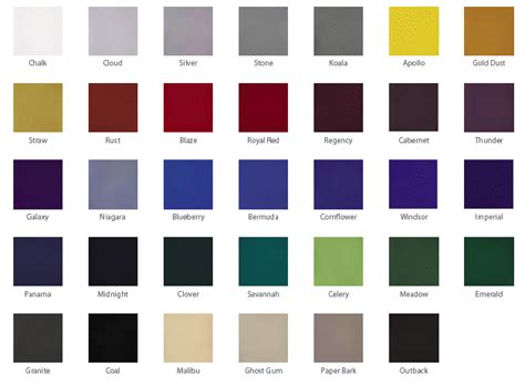 upholstery colors fabric colors
