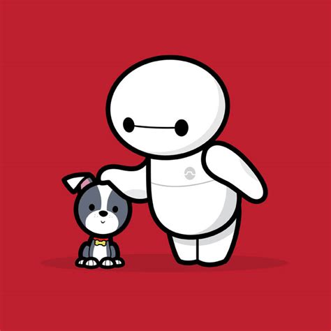 baymax chibi wallpaper baymax and winston character art pinterest baymax