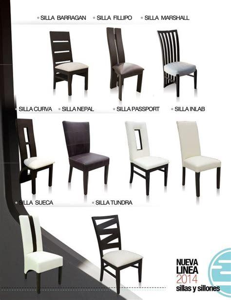 sillas  comedor de inlab muebles varios modelos