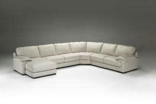 natuzzi white leather corner sofa natuzzi editions leather corner sectional sofa b684