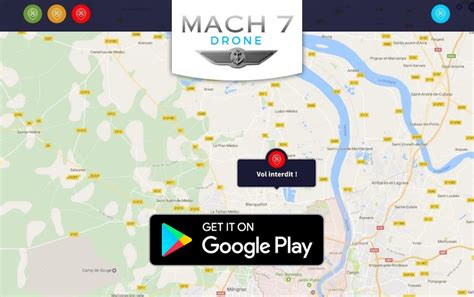 drone android mach7 drone pour android news drones fpv