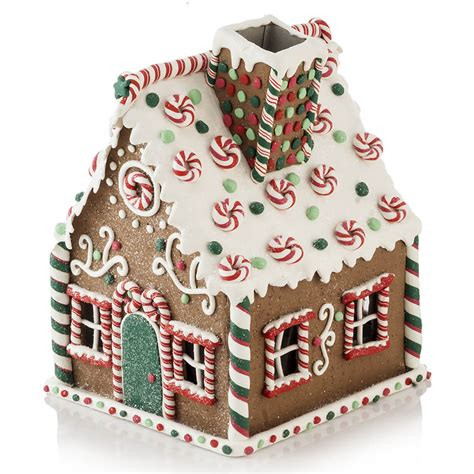 the candy house gingerbread candy house