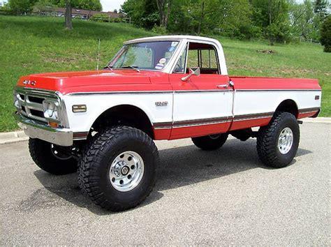 4x4 gmc trucks clean 1971 gmc truck 1971 gmc custom 2500 3 4 ton