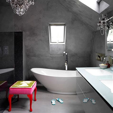 london themed bathroom decor cozy industrial property in london decor advisor