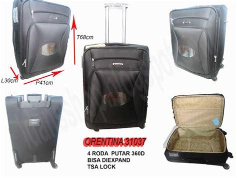 Harga Koper Merk Orentina distributor tas rangsel tas koper orentina 31037