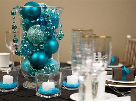 Bauble Table Decoration by Ideas For Centrepieces And Table Decorations Mocha Casa