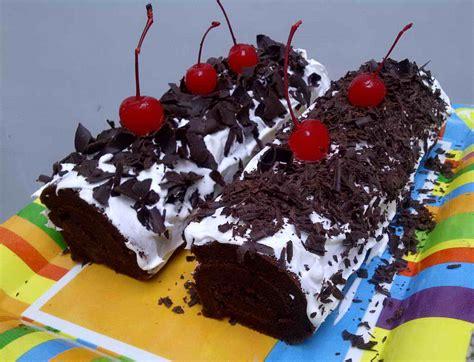 cara membuat kue bolu negro pin brownies kukus gulung mbak nenis cake on pinterest