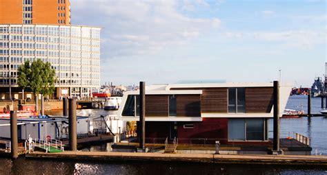 Hamburger Hausboote by Hausboote In Hamburg Wohnen Auf Dem Wasser Ahoihamburg Net