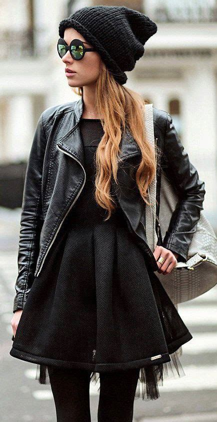 25 all black fall outfits that are anything but basic 100 fall outfit ideas to copy now page 4 of 4 wachabuy