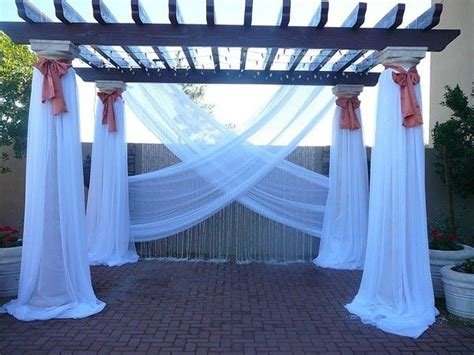 Pergola Wedding Decor by 17 Best Images About Photo Backdrops On