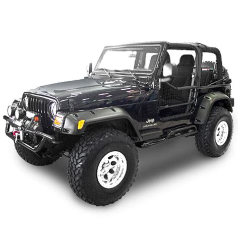 1997 Jeep Wrangler Accessories Fortec Custom Jeeps Inc Jeep Parts Accessories