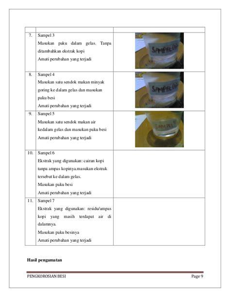 Karet Paku Asbes Bungkus kel 1 laporan inhibitor korosi autosaved