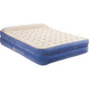 ozark trail elevated air bed walmart
