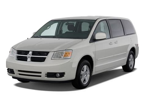 dodge grand caravan size image 2008 dodge grand caravan 4 door wagon sxt angular