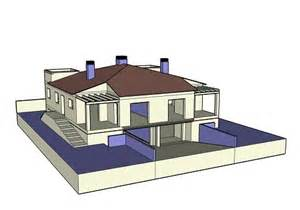 Ordinary 2d House Drawing #3: Casa-en-autocad.jpg