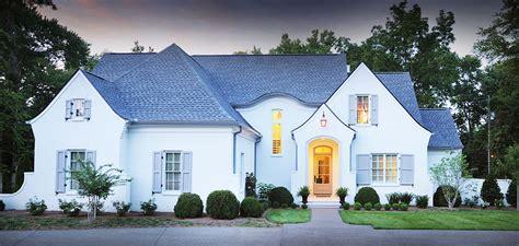 Narrow Modern House Portfolio Castle Custom Homes Home Builder Nashville