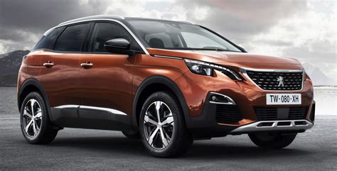 peugeot suv peugeot 3008 second suv debuts in image 497546